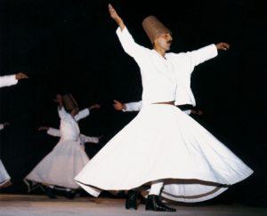 Kaffee diente den Sufis als Wach-Droge für die nächtelangen Tanz-Zeremonien.
