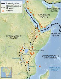Der Afrikanische Grabenbruch