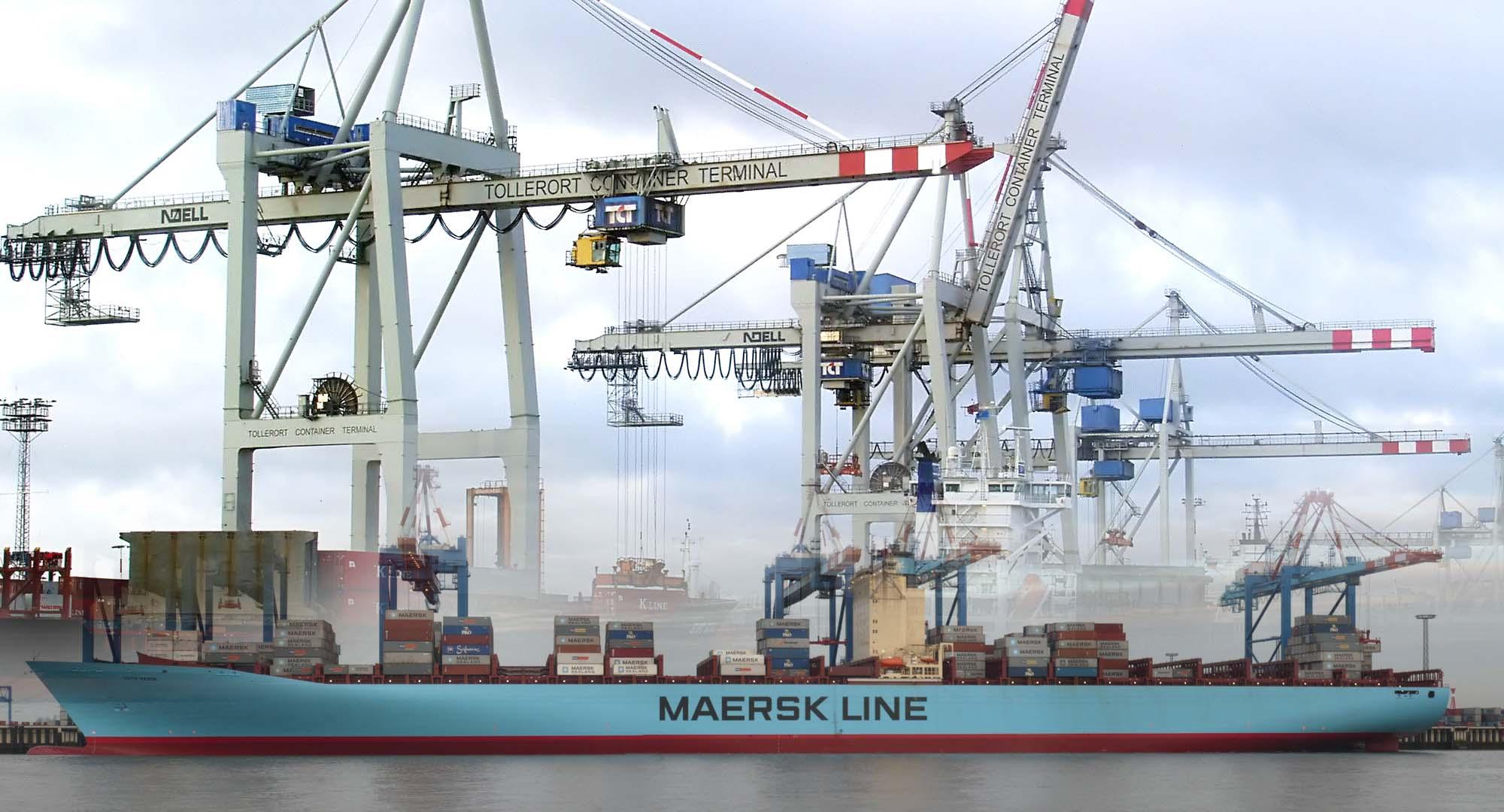 Container: Hafenwettstreit um die Giga-Schiffe