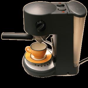 Einfache Espresso-Maschine (Krups)