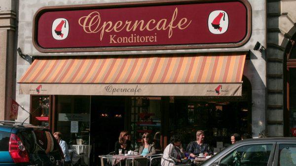 Das OPERN-CAFÉ und Konditorei