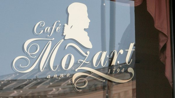 Café MOZART an der Albertina, ein altes Traditionshaus