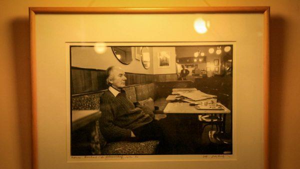 Café BRÄUNERHOF - Hier saß immer Thomas Bernhard