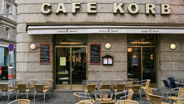 Café KORB - Das Philosophencafé