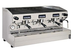 Profi-Siebträger-Maschine für Shops und Restaurants.