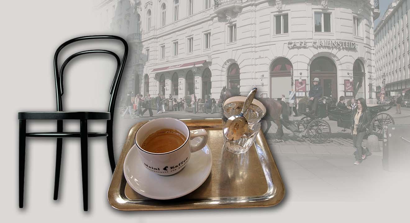 Wiener Kaffeehäuser – Bilderstrecke – Thonet-Stuhl – Rezepte