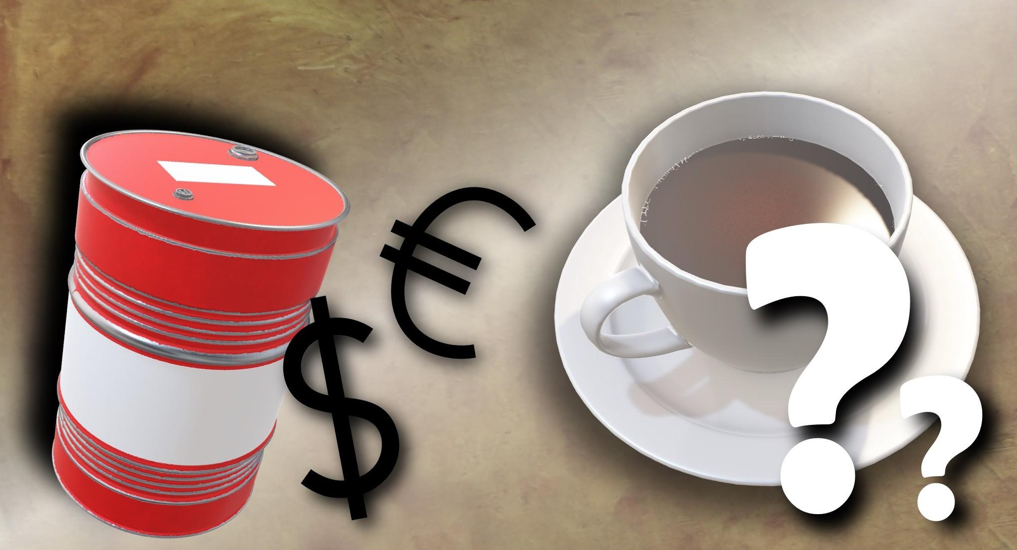 Kaffee zweitwichtigstes Handelsgut nach Erdöl? Die überfällige Korrektur einer Legende …